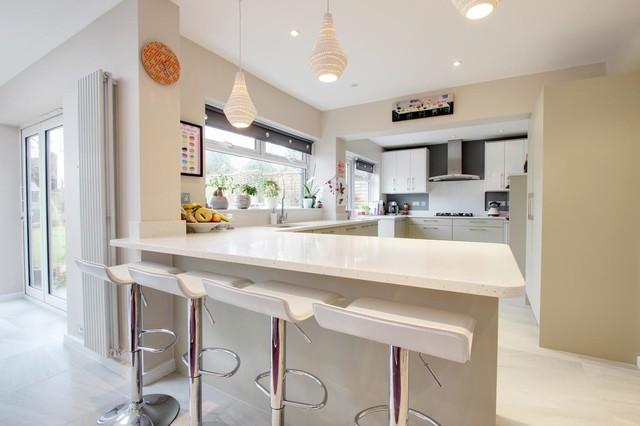Contemporary Kitchen North London