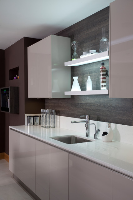 Contemporary Kitchen Contemporary Kitchen Belfast By Parkes Interiors