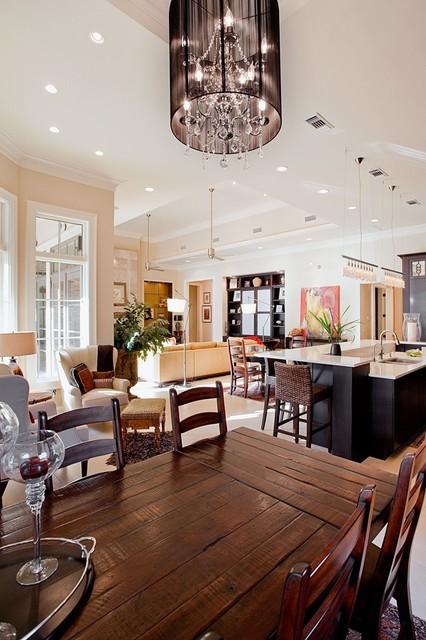 Kitchen by In Detail Kitchens, Baths, Interiors -Cheryl Kees-Clendenon, designer contemporary-kitchen