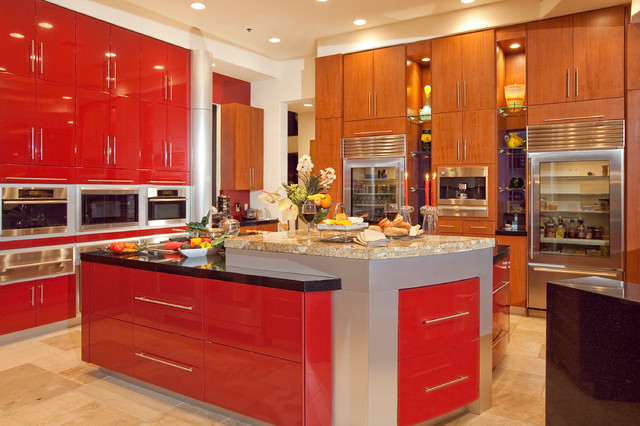04115_Private Residence contemporary-kitchen