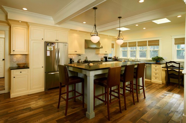 Contemporary Kitchen Traditional Kitchen Denver By Reclaimed Designworks