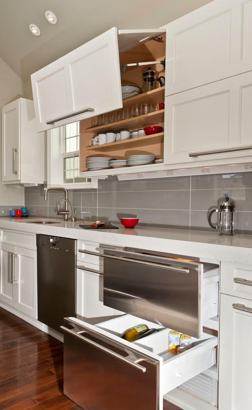 μηχανισμοί πτυσσόμενων ντουλαπιών κουζίνας