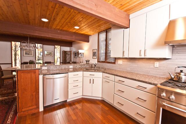 Contemporary kitchen remodel arlington va eclectic for Kitchen remodeling arlington va