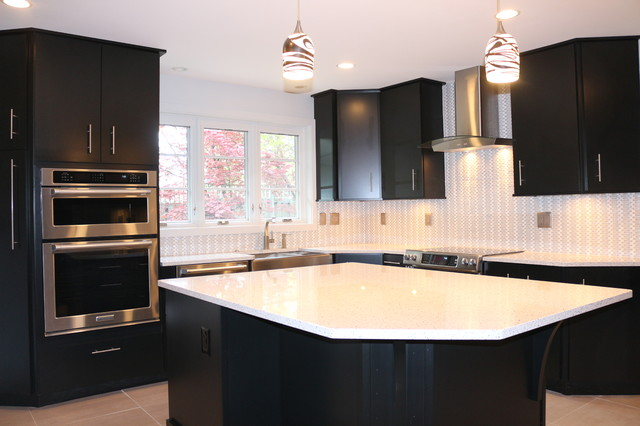 Contemporary Kitchen Remodel Contemporary Kitchen Other By DreamMaker