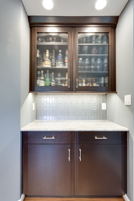 Contemporary Kitchen Remodel Frederick, MD