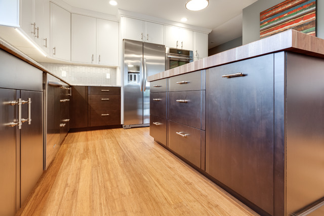 Contemporary Kitchen Remodel Frederick Md Contemporary Kitchen Dc Metro By Reico