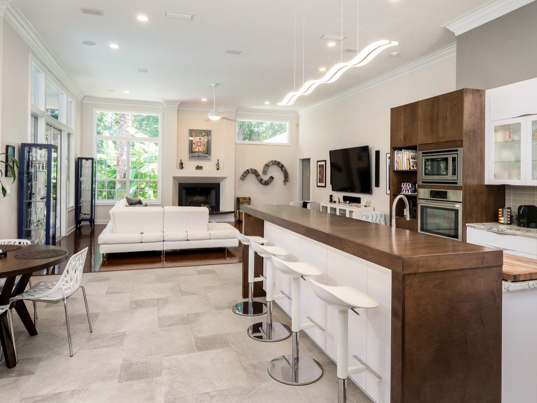 Contemporary Kitchen Remodel Gainesville, FL