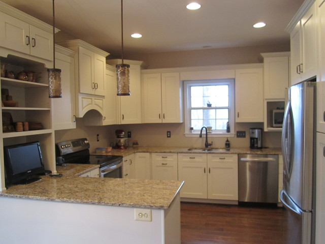 Contemporary Kitchen Remodel Prince Frederick