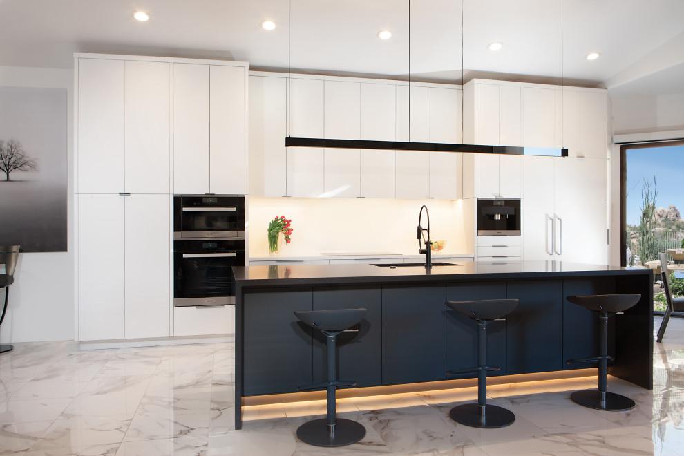 Contemporary Kitchen Remodel Scottsdale Az Contemporary Kitchen Phoenix