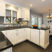 Contemporary Kitchen renovation in Morganville