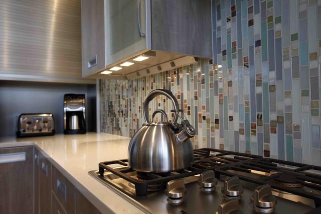 آشپزخانه معاصر توسط رابرت Legere