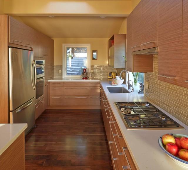 Contemporary Kitchen Contemporary Kitchen San Francisco By Santa Cruz Kitchen Bath