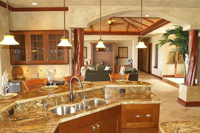 Contemporary Kitchen tropical-kitchen