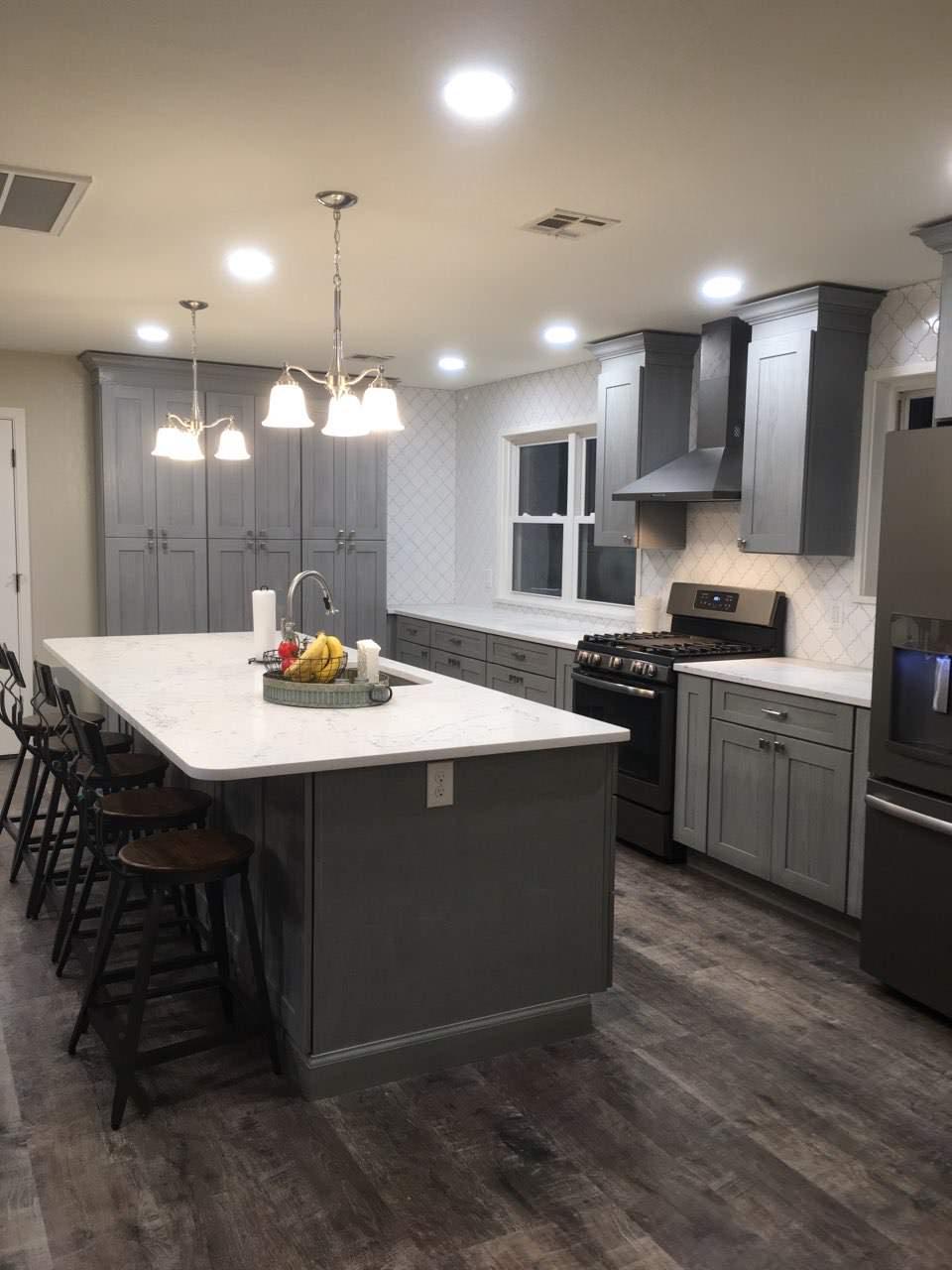 Contemporary Kitchen Update
