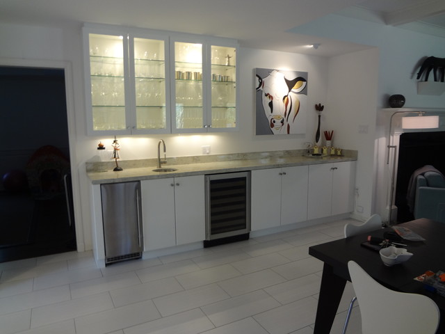 Contemporary Kitchen By Maggie Grants Contemporary Kitchen Houston By Cabinets Designs