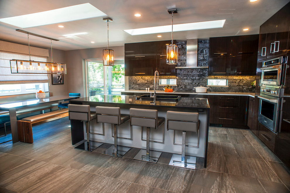 Contemporary Kitchen with Urban Vibe - Missoula, MT