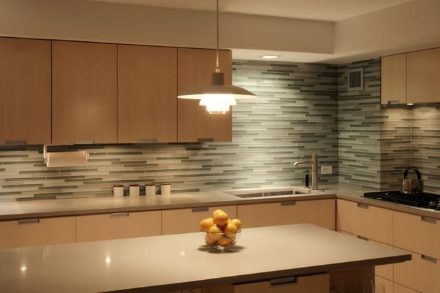Light Rhythm contemporary-kitchen