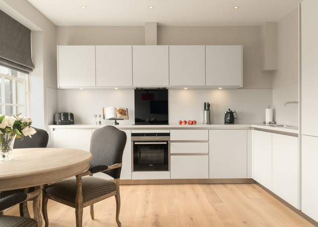 Are Handleless Kitchen Units The Right Choice For You