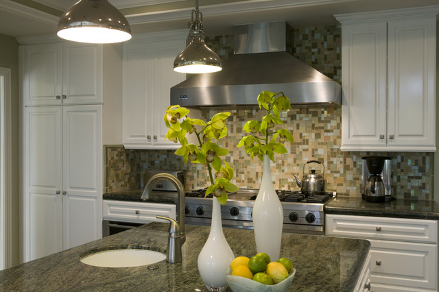 Zuniga Interiors contemporary kitchen