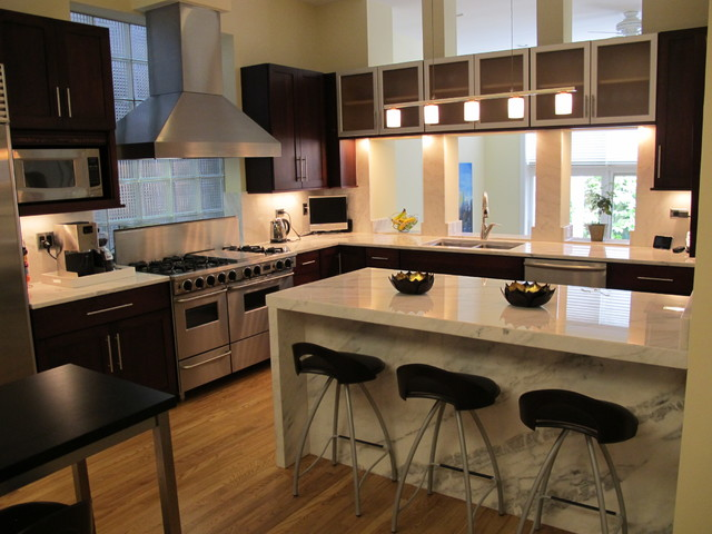 Contemporary Kitchens By Dresner Design Contemporary Kitchen Chicago By Dresner Design