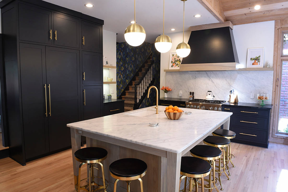 75 Beautiful Pink Kitchen Pictures Ideas February 2021 Houzz