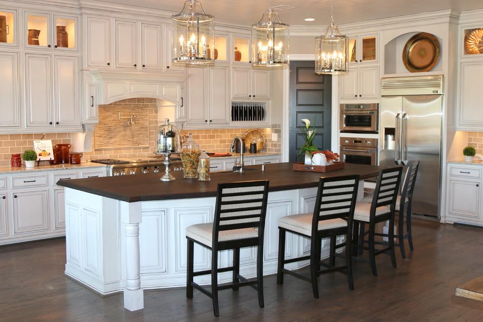 Contemporary Kitchens - Contemporary - Kitchen - Austin ...