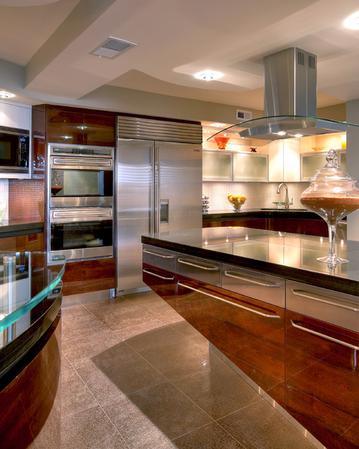 Contemporary Kitchen Vs Modern Kitchen: Contemporary Kitchens