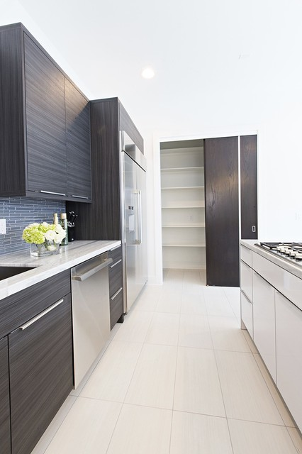 Contemporary Laminate Contemporary Kitchen Houston By Custom Cabinets By Design