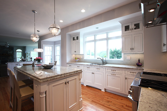 Contemporary Lighting Classic Design Traditional Kitchen Dc Metro By Nvs Kitchen And Bath