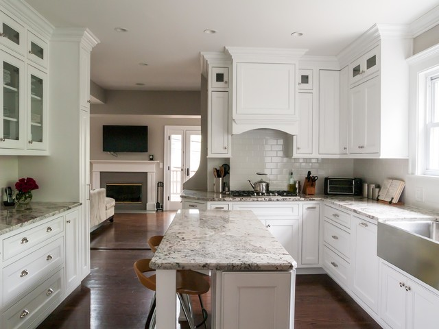 Contemporary Living traditional-kitchen