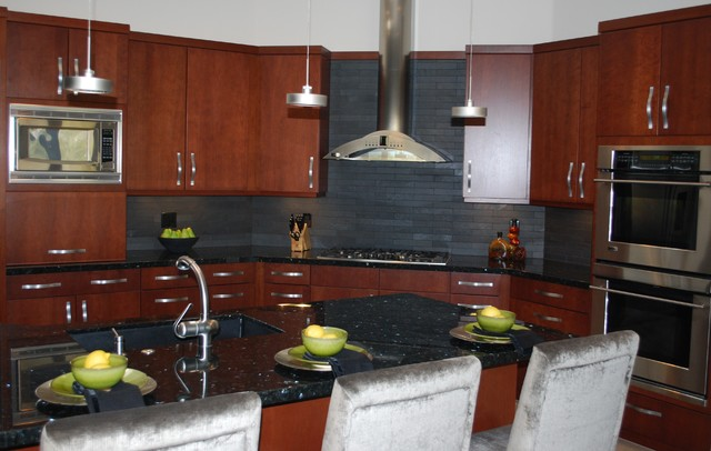 Contemporary contemporary-kitchen