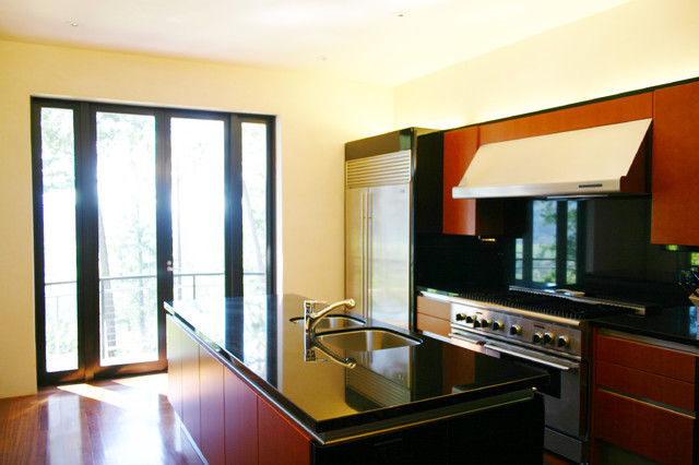 Contemporary Napa Valley Home