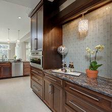 Contemporary Northville Kitchen