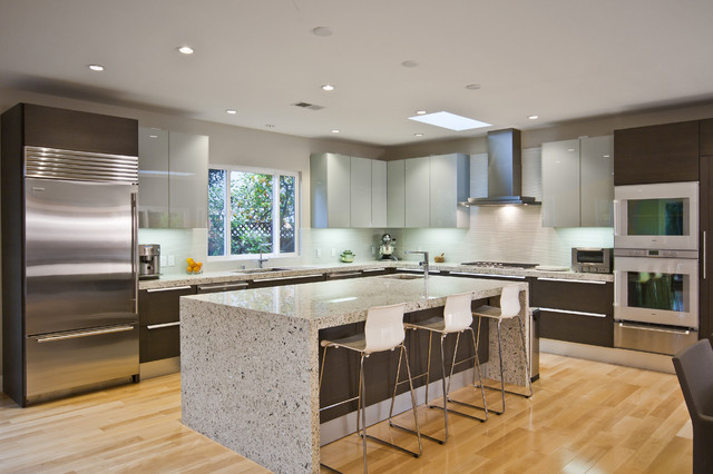 Contemporary Pedini Kitchen Contemporary Kitchen