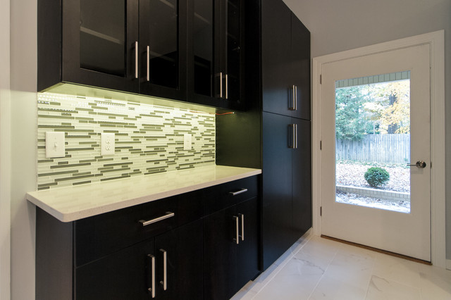 ... in Burlington, NC - Contemporary - Kitchen - Raleigh - by Wilson Homes