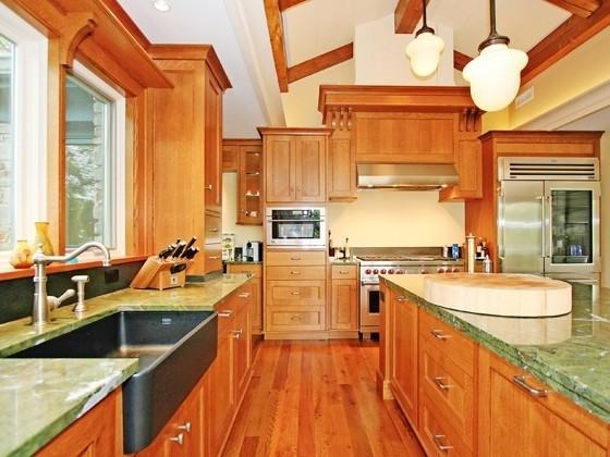 Contemporary Remodel - W. Hartford, CT traditional-kitchen