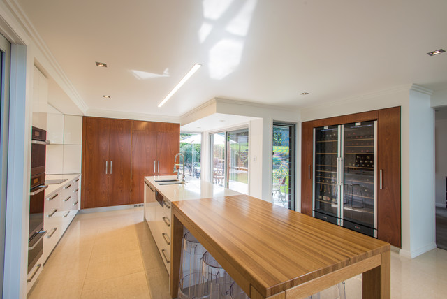 Contemporary Renovation House Contemporary Kitchen Other Metro By Feather Lawry Design