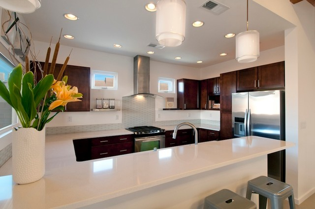Contemporary Santa Fe Kitchen Design By Jennifer Ashton Contemporary Albuquerque By