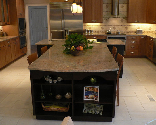 t shape kitchen island design ideas pictures remodel and