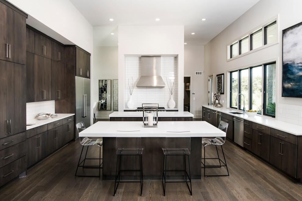 Contemporary - Contemporary - Kitchen - Wichita - by Shane ...
