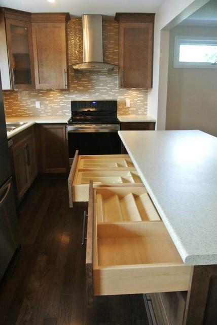 Contemporary Sleek Kitchen