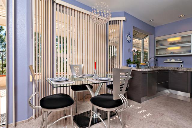 CONTEMPORARY SMALL KITCHEN DESIGN contemporary-kitchen