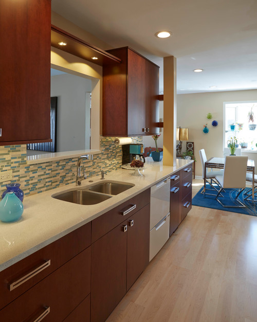 Contemporary Small Northbrook Kitchen · More Info