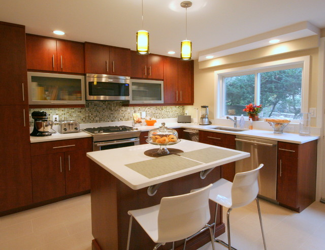 Contemporary Spaces Contemporary Kitchen Boston By