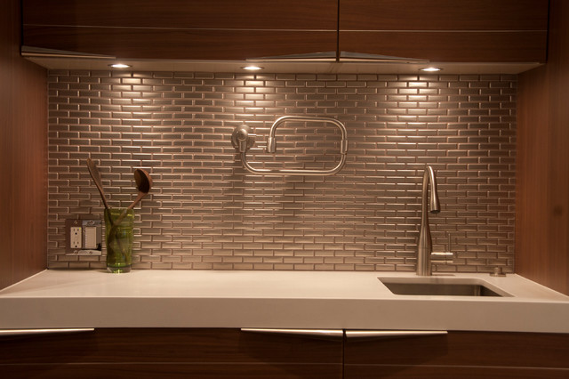 Contemporary tuscan contemporary kitchen los angeles by
