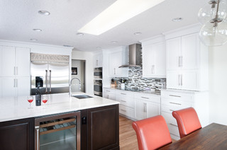 Contemporary Update - Modern - Kitchen - orlando - by Kornerstone Kitchens