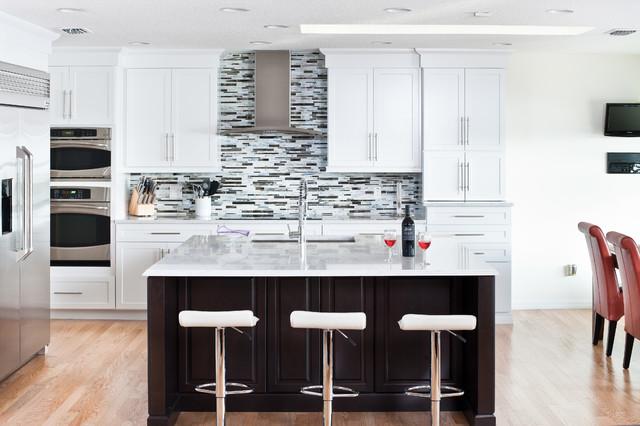 Contemporary update modern kitchen orlando by for Modern kitchen updates