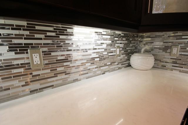 Contemporary White and Black Concept contemporary-kitchen
