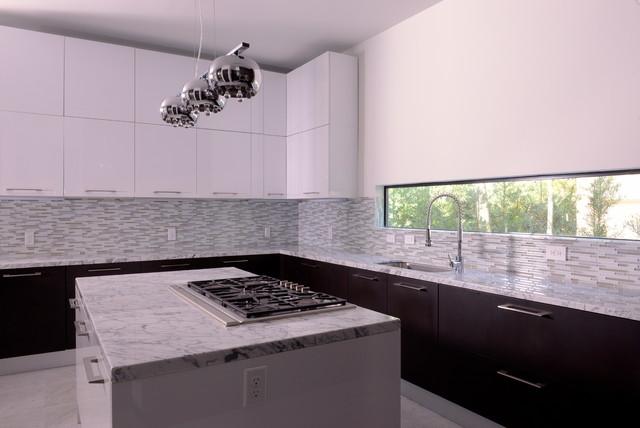 Contour contemporary-kitchen