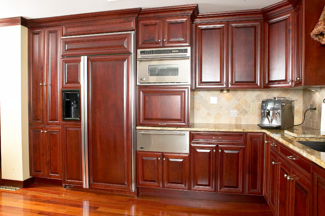 Conventional model for Adelphi kitchen cabinets